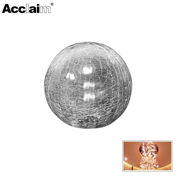hotel decorative glass ball project light