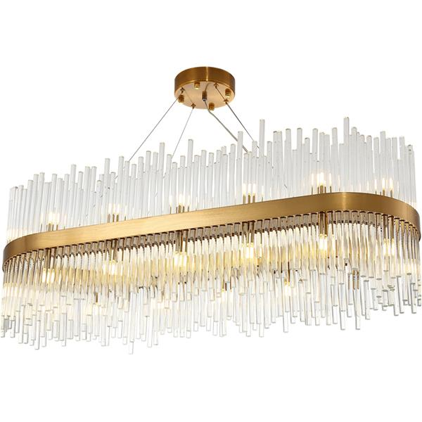 Individuality crystal ceiling lamp